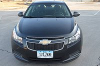 Picture of 2012 Chevrolet Cruze Eco Sedan FWD, exterior, gallery_worthy
