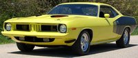 1970 Plymouth Barracuda Overview