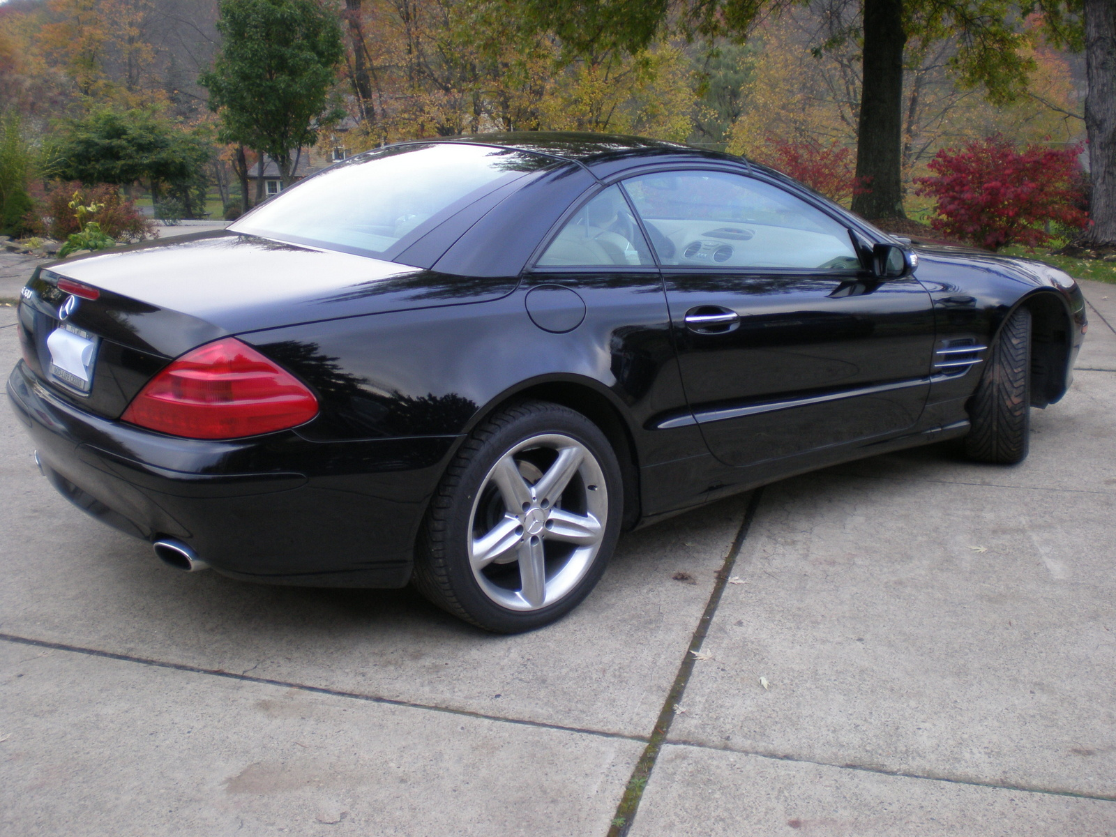 2004 mercedes benz sl class pictures cargurus for Mercedes benz sl class sl500