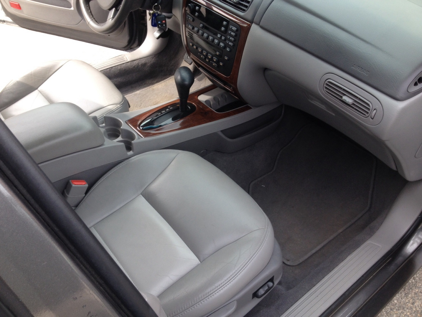 picture of 2004 ford taurus sel interior. Black Bedroom Furniture Sets. Home Design Ideas