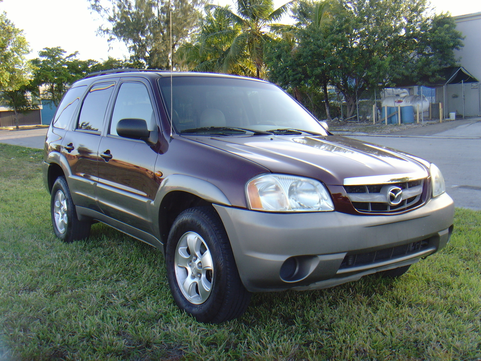 2002 Mazda Tribute Pictures Cargurus