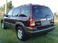 2002 Mazda Tribute Overview