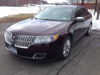 2011 Lincoln MKZ AWD picture, exterior