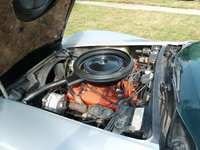 Picture of 1974 Chevrolet Corvette 2 Dr STD Convertible, engine