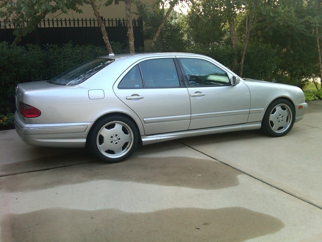 Picture of 2002 Mercedes-Benz E-Class E AMG 55, exterior, gallery_worthy