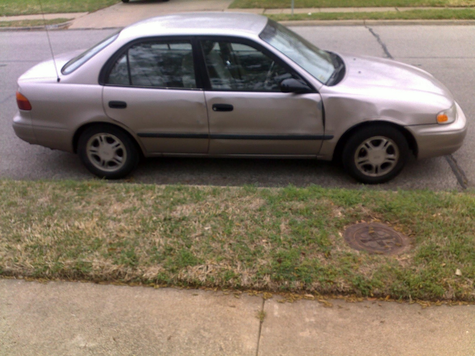 Picture of 2001 Chevrolet Prizm 4 Dr STD Sedan