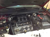 Picture of 2008 Ford Taurus Limited AWD, engine