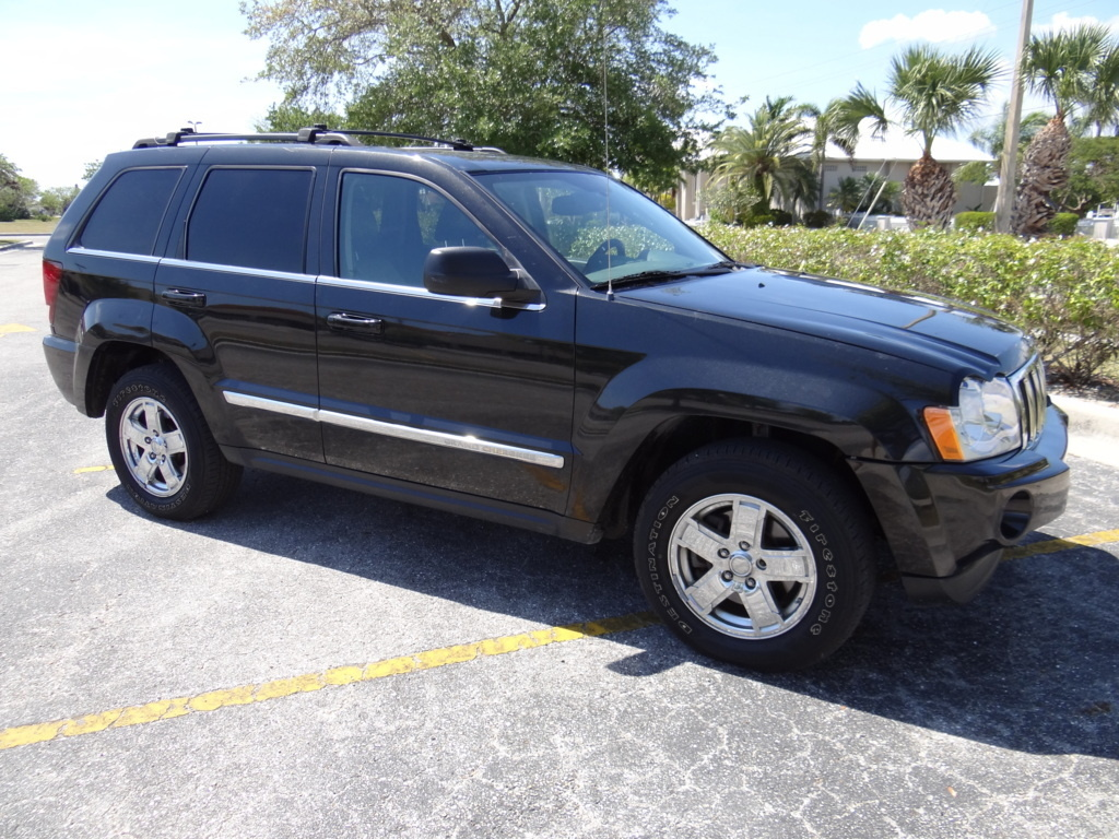 picture of 2005 jeep grand cherokee limited 4wd exterior. Cars Review. Best American Auto & Cars Review