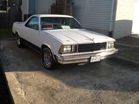 1980 Chevrolet El Camino Overview