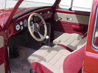 Picture of 1968 Volkswagen Beetle, interior