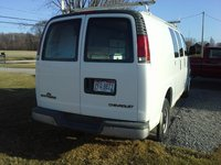 2000 Chevrolet Express Cargo Overview