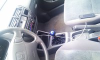 Picture of 1998 Honda Civic Coupe DX, interior
