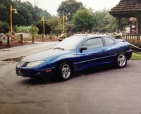 Picture of 2004 Pontiac Sunfire Special Value, exterior
