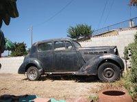 1940 Packard 110 Overview