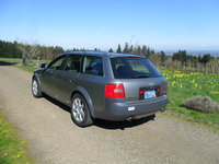 Picture of 2001 Audi Allroad Quattro 4 Dr Turbo AWD Wagon, exterior