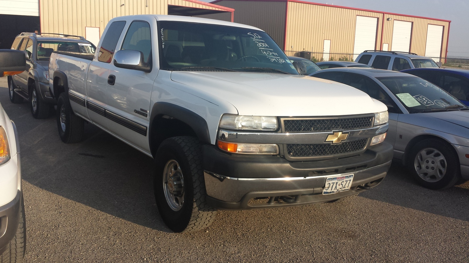 picture of 2001 chevrolet silverado 2500hd base extended cab exterior. Cars Review. Best American Auto & Cars Review