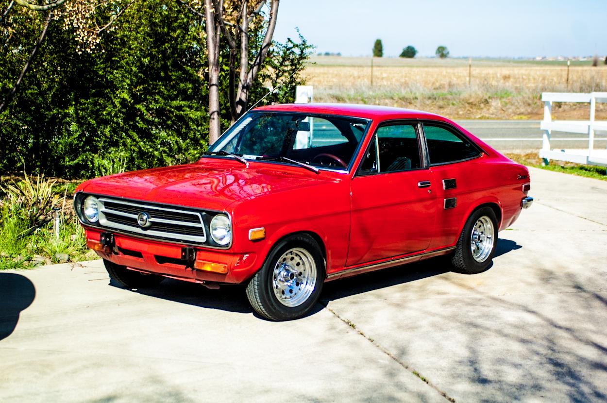 1973 Datsun 1200 Overview Cargurus