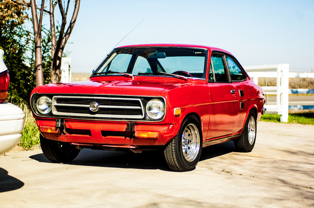 1973 Datsun 1200 / Nissan B110, exterior, gallery_worthy