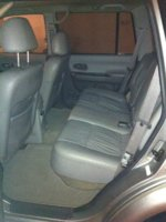 Picture of 2001 Mitsubishi Montero Sport Limited 4WD, interior