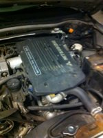 Picture of 2001 Mitsubishi Montero Sport Limited 4WD, engine