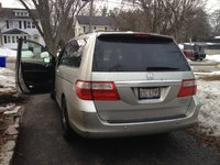 Picture of 2005 Honda Odyssey Touring w/ Nav and DVD, exterior