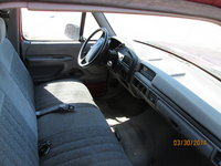 1994 Ford F-150 S SB, Picture of 1994 Ford F-150 2 Dr S Standard Cab SB, interior