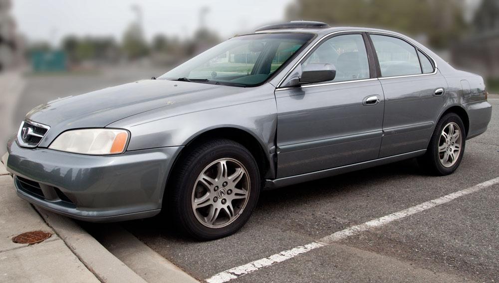 2001 Acura TL - Pictures - CarGurus