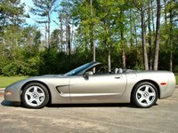 Picture of 1998 Chevrolet Corvette Convertible, exterior, gallery_worthy