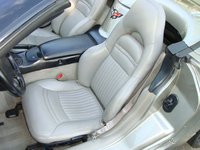 Picture of 1998 Chevrolet Corvette Convertible, interior, gallery_worthy