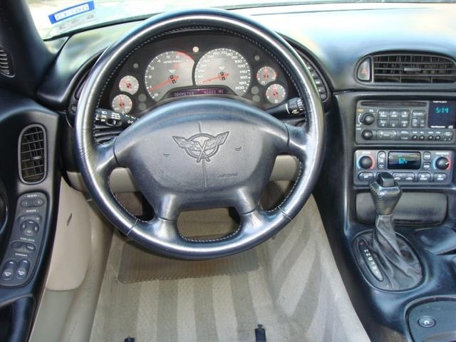 1998 Chevrolet Corvette Interior Pictures Cargurus