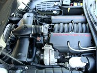 Picture of 1998 Chevrolet Corvette Convertible, engine, gallery_worthy