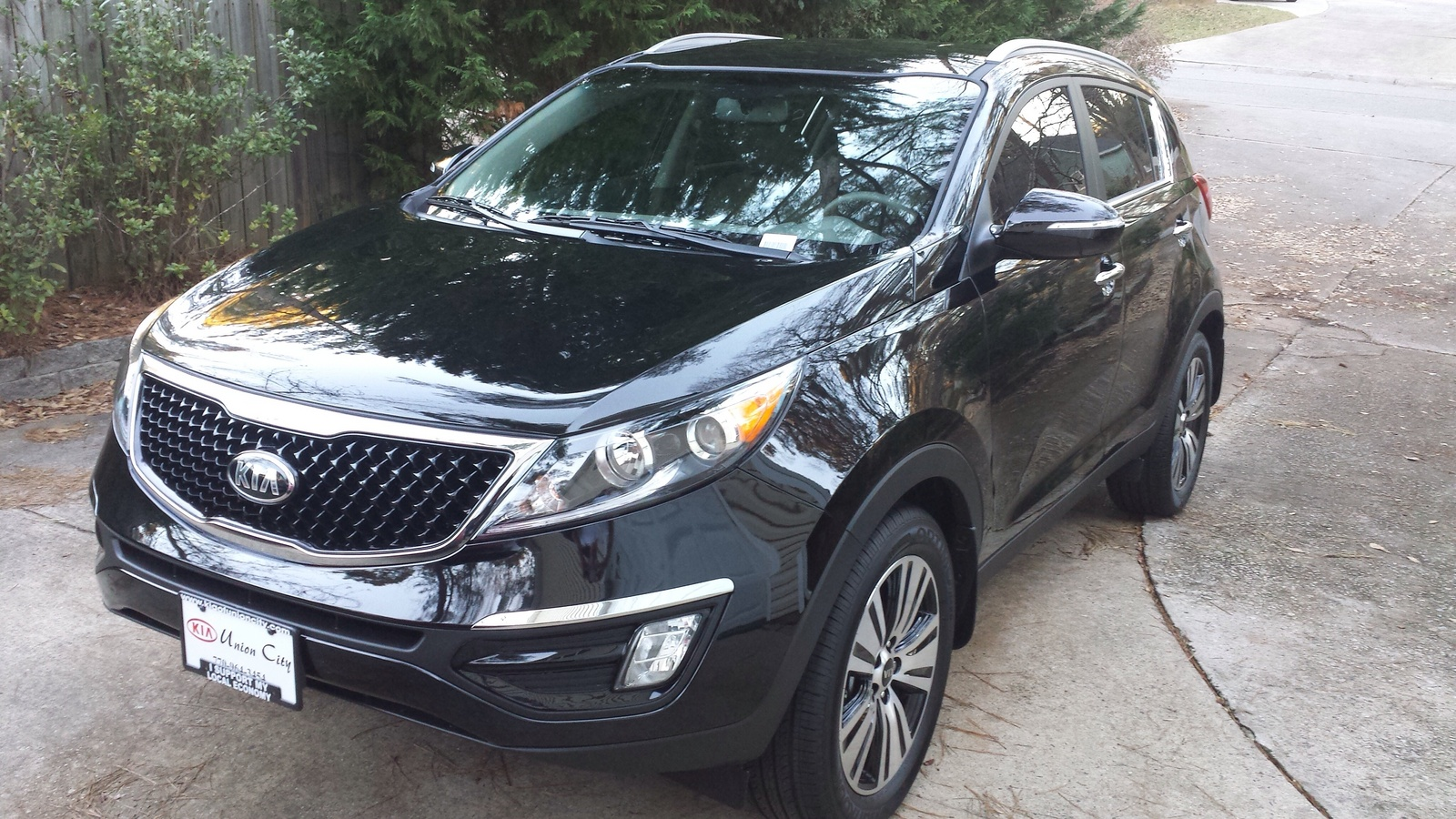 Picture of 2014 Kia Sportage EX