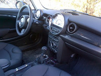 2013 MINI Cooper S picture, interior