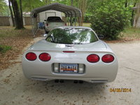 1997 Chevrolet Corvette Coupe picture, exterior