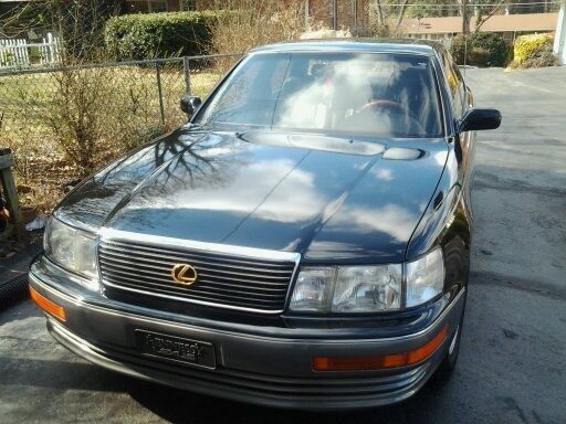 Picture of 1993 Lexus LS 400 Base