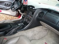 Picture of 2001 Chevrolet Corvette Coupe, interior, gallery_worthy