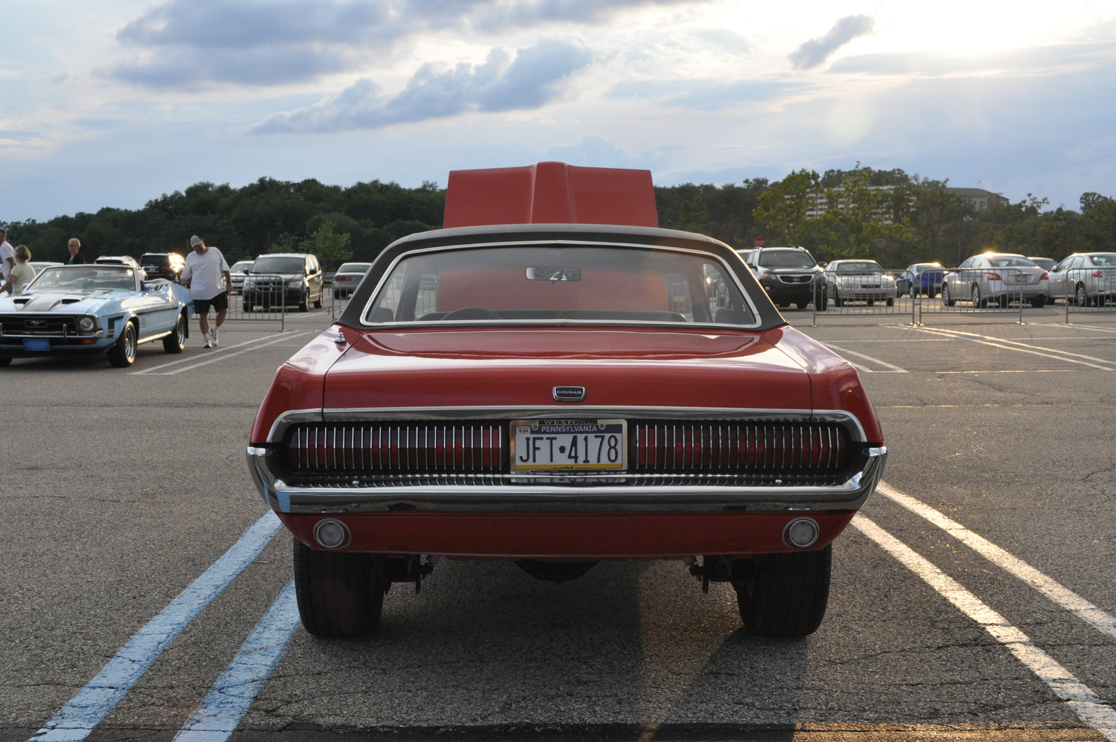 1967 Mercury Cougar picture
