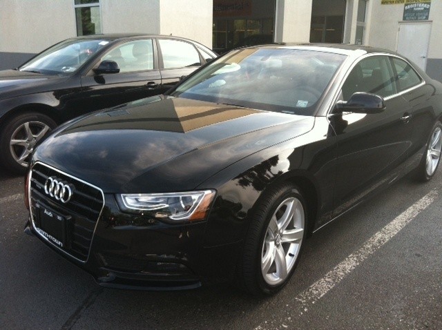 Picture of 2014 Audi A5 2.0T Premium Cabriolet FWD, exterior, gallery_worthy
