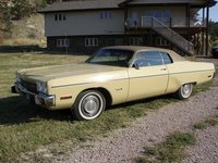 1973 Plymouth Fury Overview