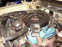 Picture of 1973 Plymouth Fury, engine