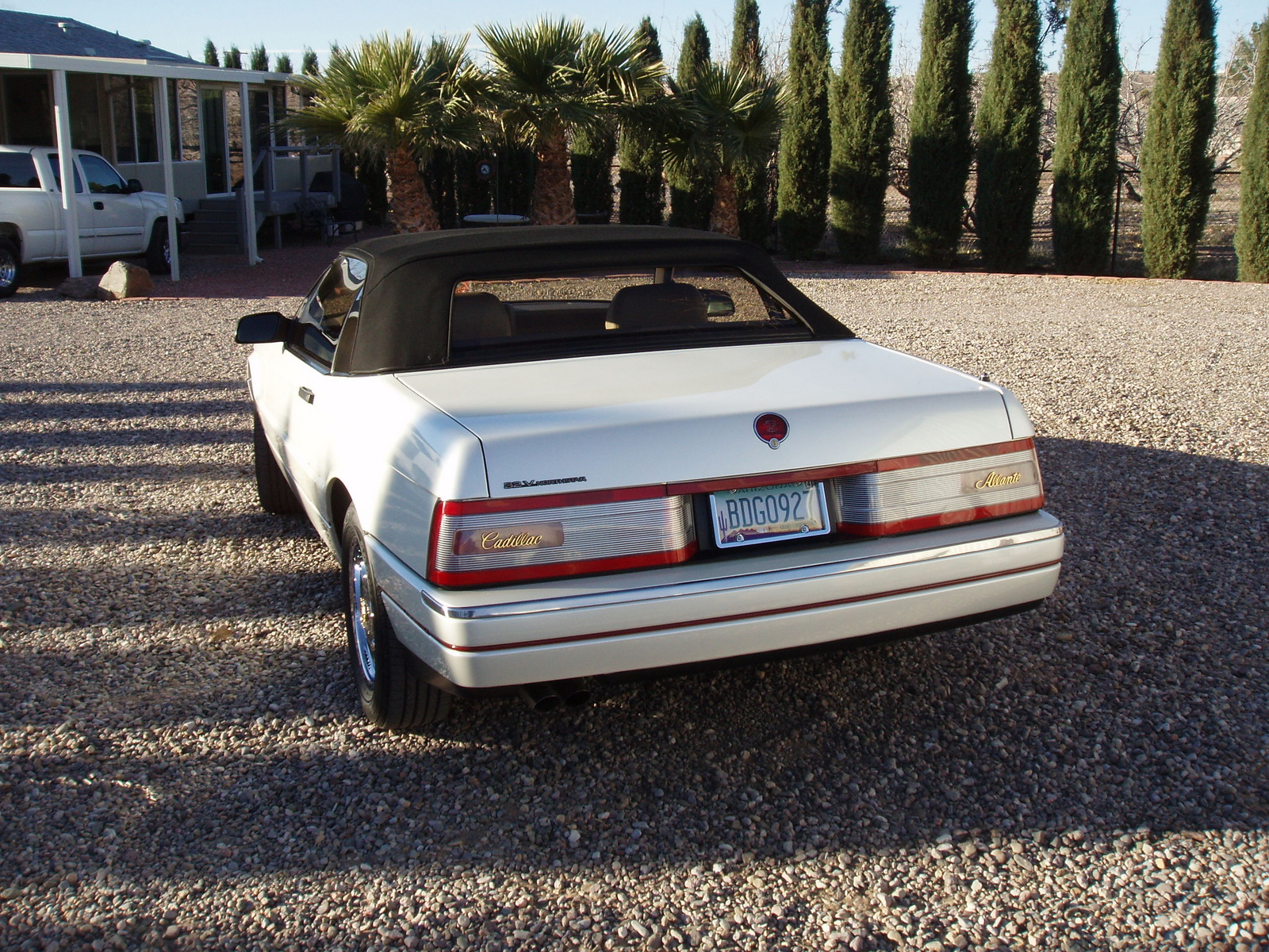 Picture of 1993 Cadillac Allante Base Convertible