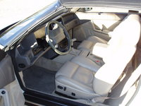 Picture of 1993 Cadillac Allante Base Convertible, interior