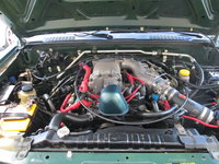 Picture of 2001 Nissan Frontier 2 Dr SC Supercharged Extended Cab SB, engine