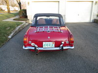 1974 MG MGB Roadster Overview