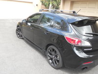 Picture of 2013 Mazda MAZDASPEED3 Touring, exterior