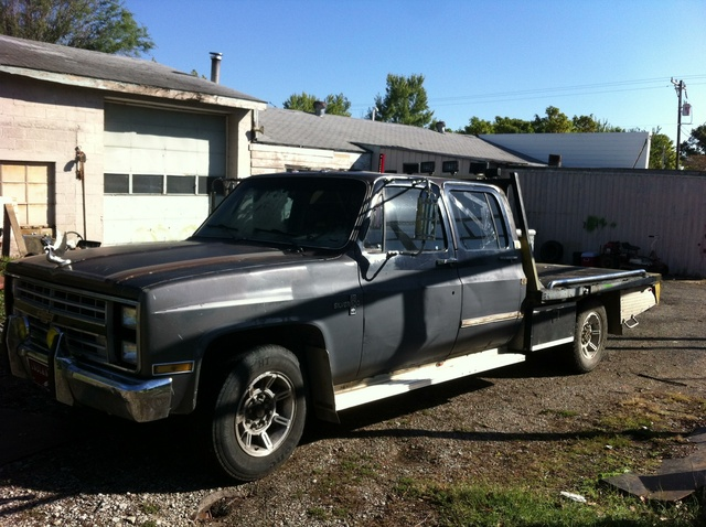 Picture of 1986 Chevrolet C/K 20