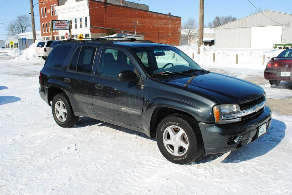 Picture of 2004 Chevrolet TrailBlazer LS 4WD exterior
