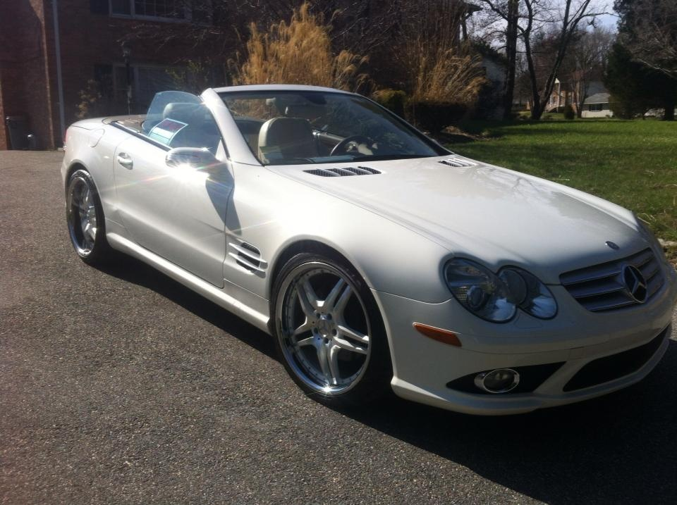 Used mercedes benz sl class for sale washington dc cargurus for Mercedes benz for sale cargurus