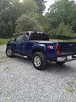 Picture of 2010 Chevrolet Colorado LT2 Ext. Cab 4WD, exterior