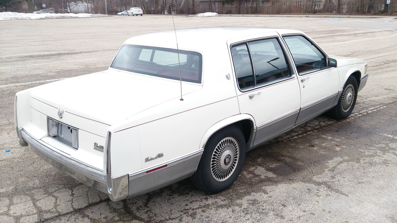 Picture of 1990 Cadillac DeVille Base Sedan